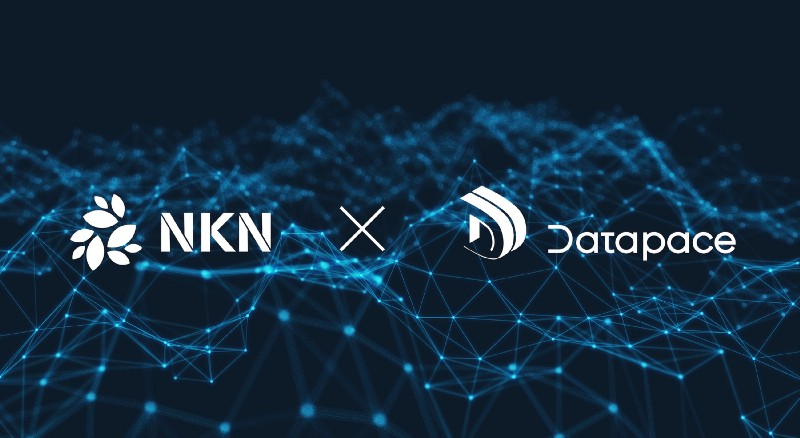 NKN and Datapace Partner to Offer Scalable Decentralized Data