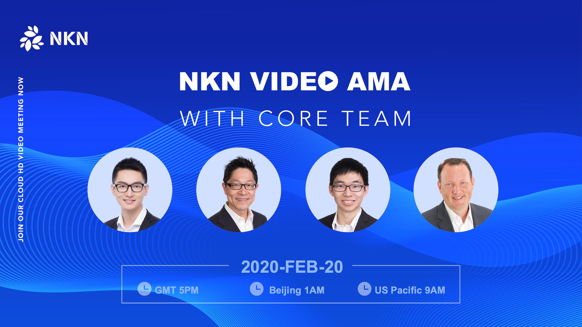 NKN AMA Feb 2020 English