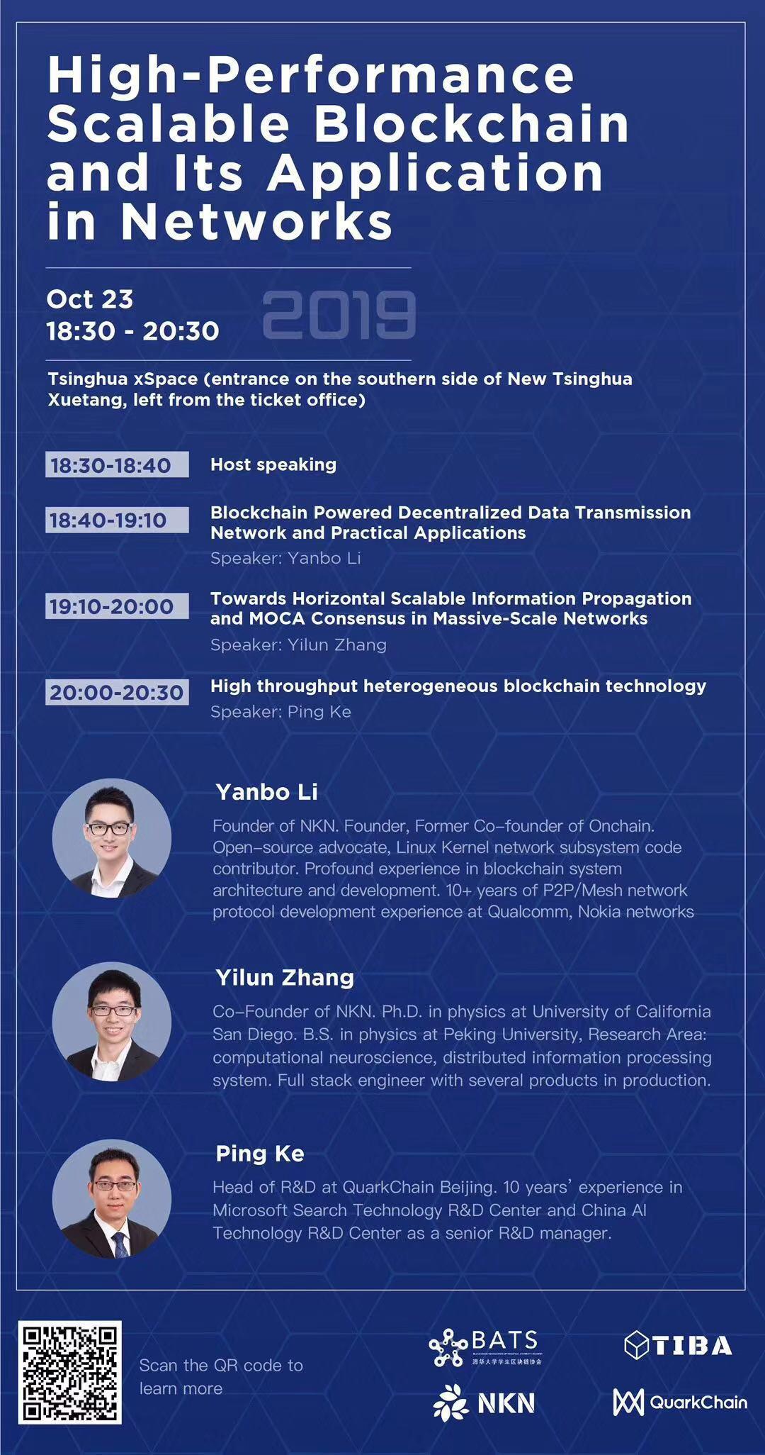 NKN-Tsinghua-seminar